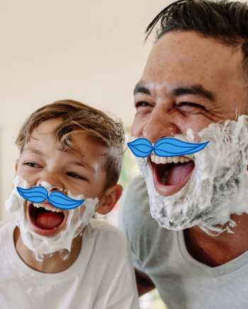 How do I develop my child's sense of humour?